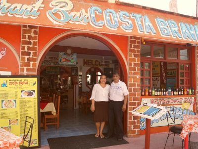 Welcome to Costa Brava Restaurant