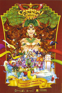 Carnaval 2011 Official Poster