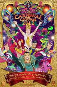 Carnaval 2012 Official Poster