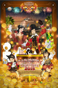 Carnaval 2013 Official Poster