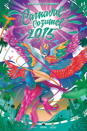 Carnaval 2015Official Poster