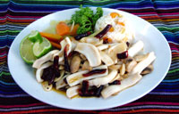 Flavorful Caracol Platter!