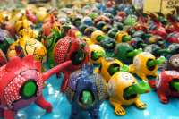 Colorful Wobblehead Animals!