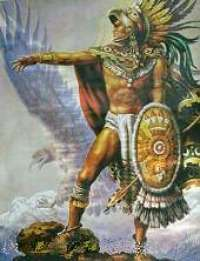 Magnificent Aztec Warriors