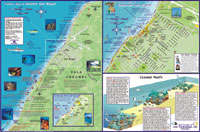 Cozumel Map - Side 2