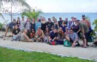 CVC helps Jam Cruise Coordinate Beach Cleanup!