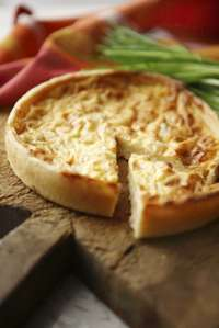 Delicious Quiche Everyday!