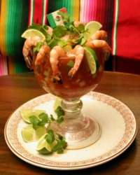 Delicious Shrimp Cocktail!