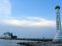 Cozumel Car & Freight Ferry Pier