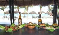 Beer and a View - Cozumel Style!