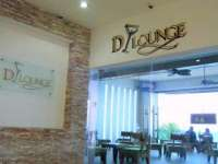 DLounge Entrance!