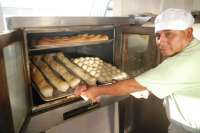 Bread is Baked Fresh Daily!