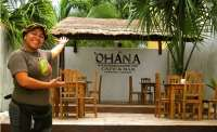 Welcome to OHANA Cafe' & Bar