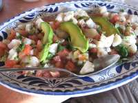 Fresh Fish Ceviche - Love That Citrus Flavor!