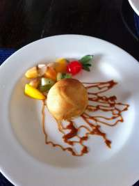Fried Ice Cream - Great Way to End the Meal!