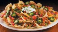 TERRIFIC Nachos - ROCK OUT BABY!
