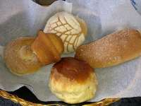 Freshly Baked Breads & Pastries - Light & Fluffy!