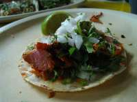 Al Pastor Tacos - INCREDIBLE