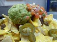 Try the Nachos Vocano Supreme - Mind Blowing!