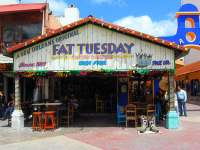 Fat Tuesday Cozumel - Downtown!