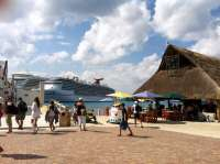 Fat Tuesday Cozumel - Puerta Maya!