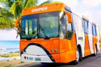 Check Out Our New NEMO 40 Passenger Bus