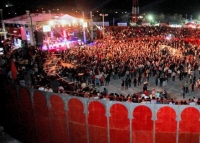Spectacular Concerts at Cozumel Cedral Festival
