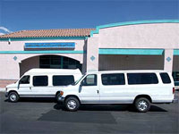 Comfortable  Private Tour Vans
