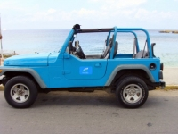 Rent a Jeep & Explore the Island!