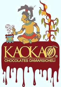 KaoKao Chocolates Damarsicheli Logo