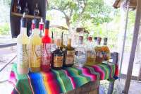 Lot's of Tequila Choices at Mi Mexico Lindo!