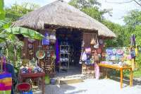 Shopping at Mi Mexico Lindo Tour Stop!