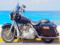 Tour the Island on a Harley Electra
