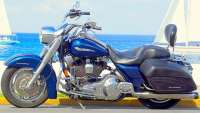 Take Charge of the Roads in Cozumel with a Harley!