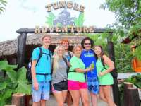 Welcome to Jungle Adventure Cozumel!