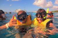 Definitely Thumbs Up Snorkeling!