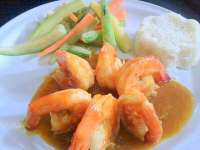 The Shrimp is SO VERY GOOD HERE!  TRY IT!