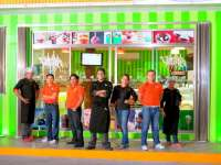 The Friendly Staff of Bites Sweet Factory Cozumel