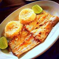 Freshly Caught & Prepared Mahi Mahi - AWESOME!