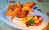 This is How We Do Coconut Shrimp at Casa Mission!