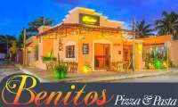 Welcome to Benito's Brick Oven Pissa & Pasta!