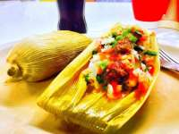 Try Our Homemade Tamales - DELICIOUSLY GOOD!