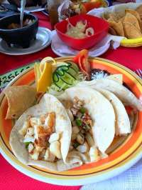 Come Try Our Fish Tacos - You Will Love Them!
