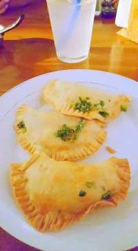 You Have to Try the Empanadas - Just to Die For!
