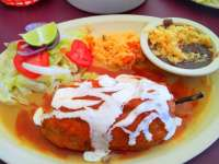 You Have to Try the Chili Rellenos - Our Favorite!