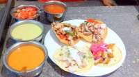 The Salsas & Dips Are Spectacular - Try Them All!