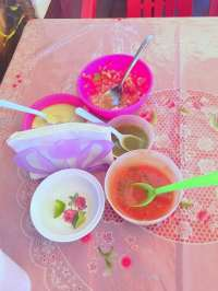 They Have Some of the Best Salsas on the Island!