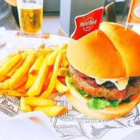 Get Your American Burger Fix at Hard Rock Cafe!
