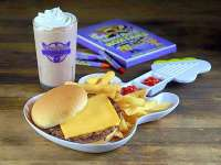 Great Kid's Meal Selections Also Here at Hard Rock