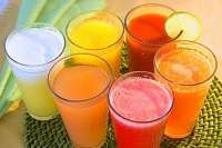 Start Off With a Freshly Squeezed Juice -  DELISH!